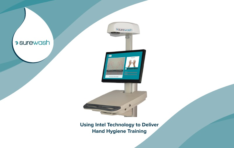 SureWash provides Hand Hygiene innovation